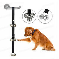 Pet Dog Potty Training Door Bells Rope House training Housebreaking Anti Lost EB