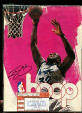Basketball Program Orlando Magic - 1996 - 1/6 - Cleveland Cavs Shaq Ticket