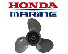 Honda Aluminio fuera de borda hélice 40hp / 50hp / 60hp (11 1/8 X 14 Pulgadas 3 Blade)
