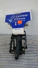 Cyclist's Choice Mtb pedals, 9/16 spindle thread