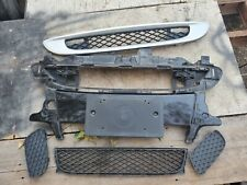 2008-15 Smart Fortwo Front Bumper W/ 2 Grills And Fog Light Cover Complete