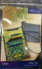 Indygo Junction Tablet Tote IJ939 Sewing Pattern Amy Barickman New