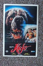 Cujo Lobby Card Movie Poster Dee Walace
