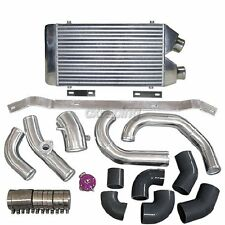 CXRacing Intercooler Kit For 01-06 Honda Integra DC5 Acura RSX K20 Black Hose