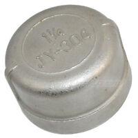 "1-1/4"" Cap Female Stainless Steel SS304 Threaded Pipe Fitting NPT NEW"