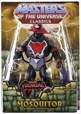 MASTERS OF THE UNIVERSE Classics__MOSQUITOR figure_Exclusive Limited Edition_MIB