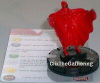 CRIMSON COWL #031 #31 The Invincible Iron Man Marvel Heroclix RARE