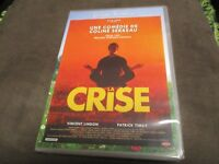 "RARE! DVD NEUF ""LA CRISE"" Vincent LINDON, Patrick TIMSIT / Coline SERREAU"