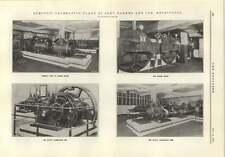 1915 planta eléctrica privada en Kensington John Barker fotografías