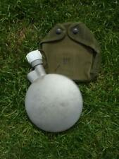 US Army Military Mountain Troops Water Bottle Canteen & Insulated Cover