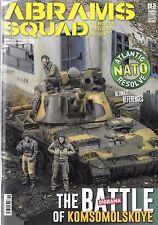 Abrams Squad 19: The Modern Modelling Magazine, Battle of Komsomolskoye Diorama
