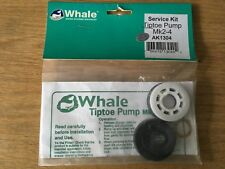 whale motorhome / caravan service kit tiptoe water pump Mk2-4  AK1304