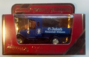 MATCHBOX Y12 MODEL T FORD LOW SIDED TRUCK ; LIMITED EDITION , BRAND NEW IN BOX