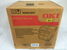 OKI MB472dnw All-in-One Monochrome LED Printer 62444801 MB472 400 Series