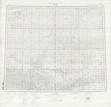 Russian Soviet Military Topographic Maps – HOTAN (China), 1:1 000 000, ed.1987