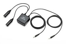 General Aviation Headset Adapter To Use On PCs For Video Games Flight Simulator