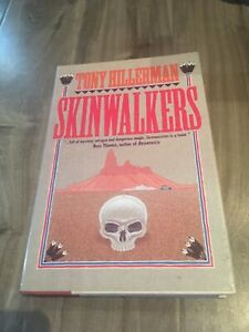 Tony Hillerman Skinwalkers Signed/Inscribed 1st Edition/1st Printing Fine/Fine