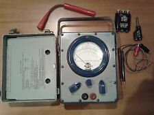 AN/PSM-6 U.S. PROPERTY MULTIMETER ME-70 BRUNO NEW YORK IND. multimetro analogico