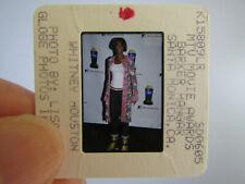 More details for original press photo slide negative - whitney houston - 1999 - q
