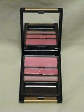 Lancome Ombre Eye Shadow Trio 'Oxygene' Cool Pink - Beautiful Multi-Texture RARE