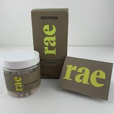 Rae Destress Supplement Vitamin Calm Your Mind + Fight Mental Fatigue L-tyrosine