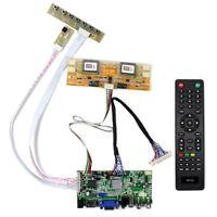 "HDMI VGA 2AV USB Audio LCD Controller Board for 23"" LM230WF1 1920X1080 LCD Panel"
