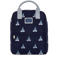2019 Disney Parks NEW Disneyland Auroras Castle Loungefly Mini Backpack
