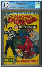 Amazing Spider-Man #129 (Feb 1974, Marvel) CGC 4.0 1st appearance the Punisher