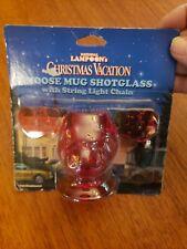 National Lampoon's Christmas Vacation Moose Mug Shotglass String Light Clark Ed