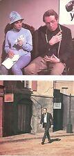 THE PRISONER TV SHOW - PATRICK MCGOOHAN - SET OF 12 SOUVENIR PHOTOS & POSTER