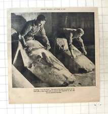 1953 Leather Workers Scudding Over The Beam