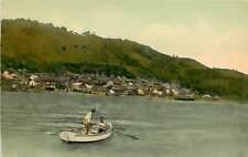 Panama, View of Panama Bay 1910's Postcard
