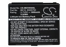Battery For Motorola i296, i335, i465 Clutch, i680 Brute, i876, i890