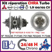 CHRA TURBO GARRETT GT1549S 703245 717348 738123 751768 pas cher reparation turbo
