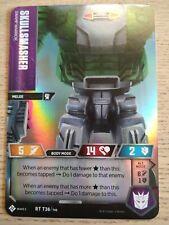 Transformers TCG - Wave 5 - Skullsmasher - RT T36/T46
