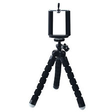 Octopus Tripod Bracket Holder Clip Stand Mount Flexible for Smart Phone iPhone
