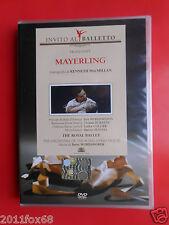 dvd invito al balletto 20 franz liszt mayerling the royal ballet viviana durante