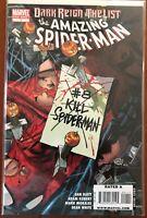 Dark Reign -The List : Spider-Man One-Shot Marvel NM 2009