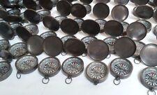 Maritime Compasses Vintage Pocket Compass 45mm Lot Of 10 Pcs Maritime Collectible Decorative