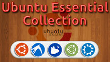 Ubuntu Essential Linux Collection 5 Full Operating Systems