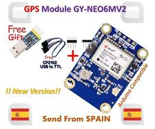 GY-NEO6MV2 NEO-6M GPS Module NEO6MV2 with Antenna and Gift for Arduino