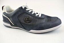 Bugatti Herren Sneaker Kunstleder Blau in der Gr. 42