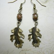 Alloy Drop/Dangle Flowers & Plants Round Costume Earrings