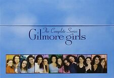 GILMORE GIRLS Complete Seasons 1 to 7 DVD 42 Disc Box Set NEW Region 2