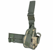 Mil-Tec Right Thigh Leg Holster For Police Security Hunting Ucp Digital