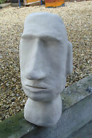 LATEX RUBBER MOULD, OF A EASTER ISLAND HEAD , MAOI
