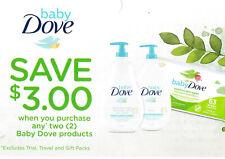 save on BABY DOVE 👶🕊 + Bonus [Canada]