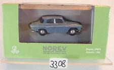 Norev 1/87 Nr. 573000 Simca Aronde Limousine blau OVP #3308