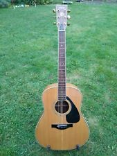 More details for yamaha ld-10 acoustic guitar