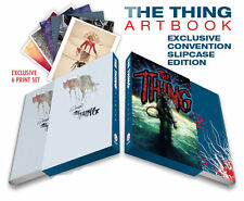 The Thing Art Book Celebrating John Carpenter's Cult Classic Limited Slipcase Ed